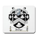 Judge Coat of Arms Mousepad
