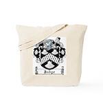 Judge Coat of Arms Tote Bag