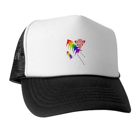 AKA Sport Kite Stacks Trucker Hat