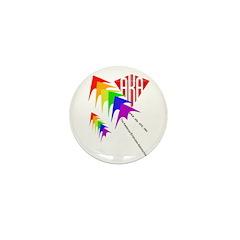 AKA Sport Kite Stacks Mini Button (10 pack)