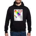 AKA Sport Kite Stacks Hoodie (dark)