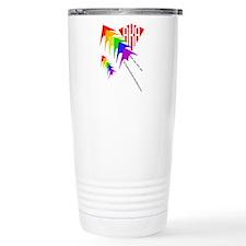 AKA Sport Kite Stacks Travel Mug
