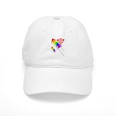 AKA Sport Kite Stacks Cap