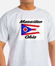 Massillon Ohio T-Shirt