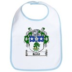 Kidd Coat of Arms Bib