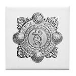 Ireland Police Tile Coaster