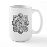 Ireland Police Large Mug