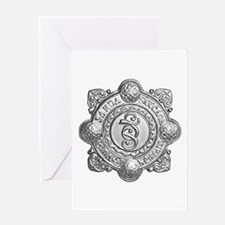 Ireland Police Greeting Card