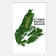 Cape Breton Postcards (Package of 8)
