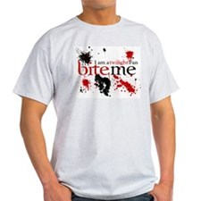 I am a Twilight Fan Bite Me T-Shirt