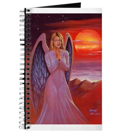 'Hope' Angel Journal