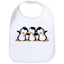 Penguins (together) Bib