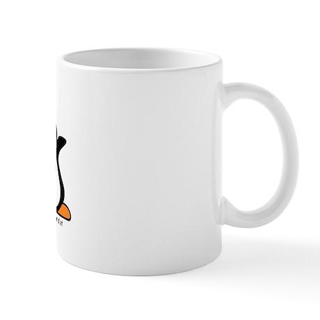 Penguins (together) Mug