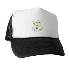 Official SGGA 2009 LOGO Trucker Hat