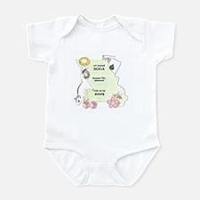 Official SGGA 2009 LOGO Infant Bodysuit