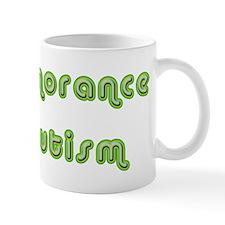 Cure Ignorance (Green) Mug