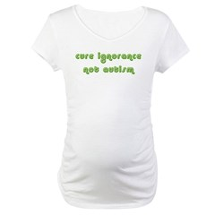 Cure Ignorance (Green) Shirt