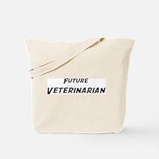 Future Veterinarian Tote Bag