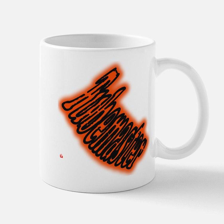 Cute Graphics roadies3d Mug