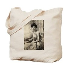 Alice Paul Tote Bag