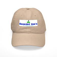 Scooter Joe's Baseball Baseball Cap