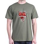 Heart Pegasus Dark T-Shirt