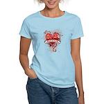 Heart Pegasus Women's Light T-Shirt