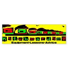 Good Breeze Kiteboarding Bumper Sticker (50 pk)