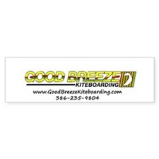 Good Breeze Kiteboarding Bumper Bumper Sticker