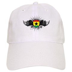 Ghana Baseball Cap