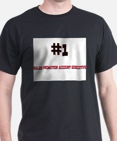 Number 1 SALES PROMOTION ACCOUNT EXECUTIVE T-Shirt