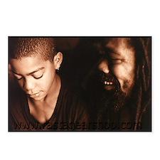 Jah Love Postcards (Package of 8)