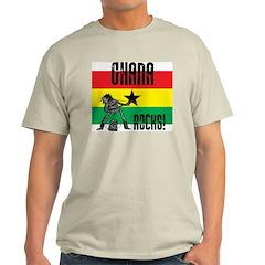 Ghana Rocks T-Shirt