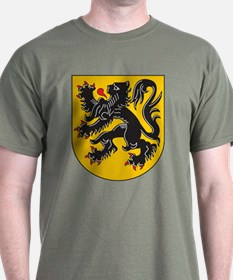 Flanders Coat Of Arms T-Shirt