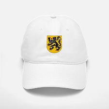 Flanders Coat Of Arms Baseball Baseball Cap