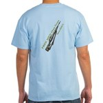Free Men own rifles#2 Light T-Shirt