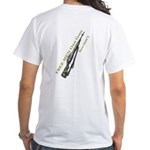 Free Men own rifles#2 White T-Shirt