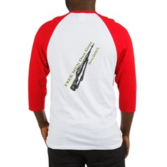 Free Men own rifles#2 Baseball Jersey