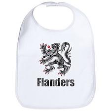 Vintage Flanders Bib