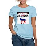 Asses in Control Women's Light T-Shirt