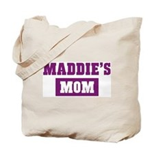 Maddies Mom Tote Bag