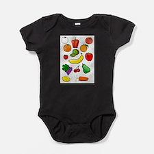 FruitsandVeggies Body Suit