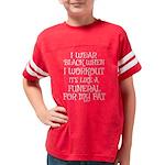 Muffed Tumbler Pigeon Organic Toddler T-Shirt (dar