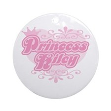 Princess Kiley Ornament (Round)