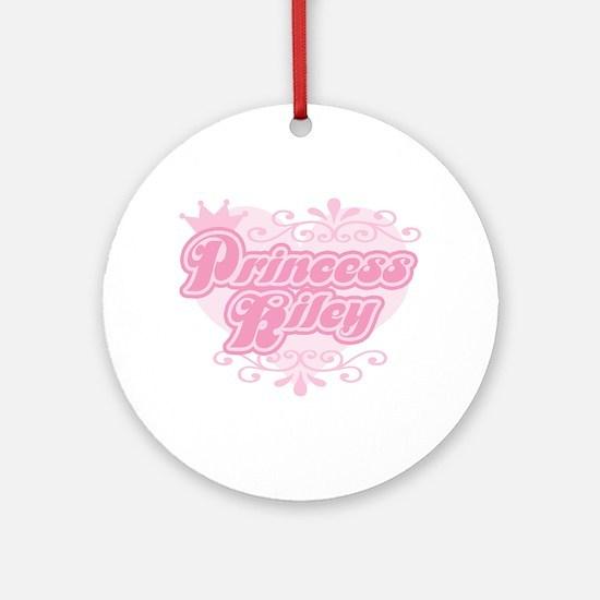 Princess Kiley Ornament (Round)