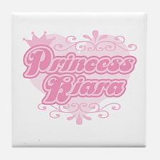Princess Kiara Tile Coaster