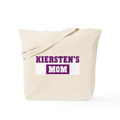 Kierstens Mom Tote Bag