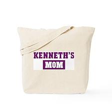 Kenneths Mom Tote Bag