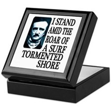 Surf Tormented Keepsake Box