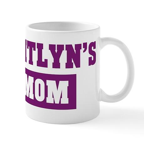 Kaitlyns Mom Mug
